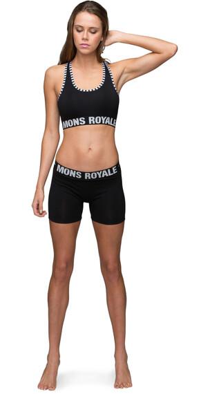 Mons Royale W's Hot Pant Black
